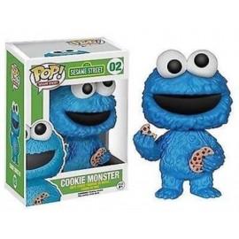 FUNKO POP FIGURINE Sesame Street - SUPER GROVER figure