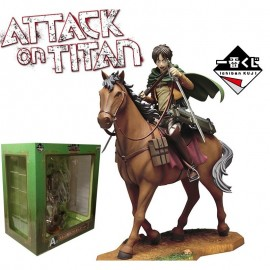 ICHIBAN KUJI ATTACK ON TITANS EREN CHEVAL SHINGEKI NO KYOJIN Attack On Titan
