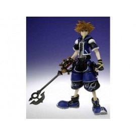 Square Enix KINGDOM HEARTS play arts action figure figurine SORA NOEL CHRISTMAS NO.5
