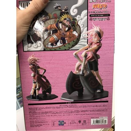 Door Painting Collection Figure Uzimaki Naruto Reviving Sharingan Plex D P C F
