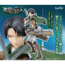 Attack on Titan LEVI Premium Figure Singeki no Kyojin SEGA Japanese Anime Manga