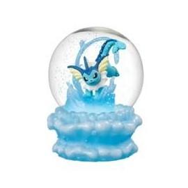 FIGURINE FIGURE BOULE A NEIGE Pokemon Pikachu snow slow life Japan OFFICIEL POCKET MONSTERS