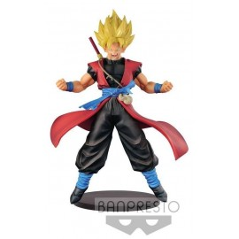 BANPRESTO DRAGON BALL SUPER - Figurine Son Goku Fes Vol 4 - Young Goku