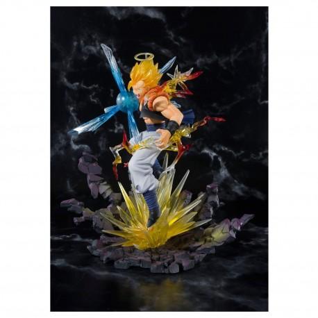 Bandai Figurine DBZ Super Saiyan Vegetto Figuarts Zero Dragon Ball Z