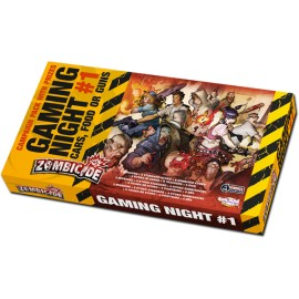 Zombicide: Game Night Kit SET 3 - Zombie Trap by Guillotine Games