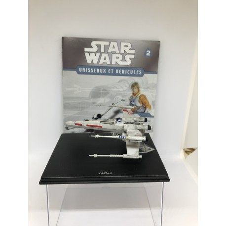 ATLAS STAR WARS VAISSEAUX ET VEHICULES le tie bomber stormtrooper imperial