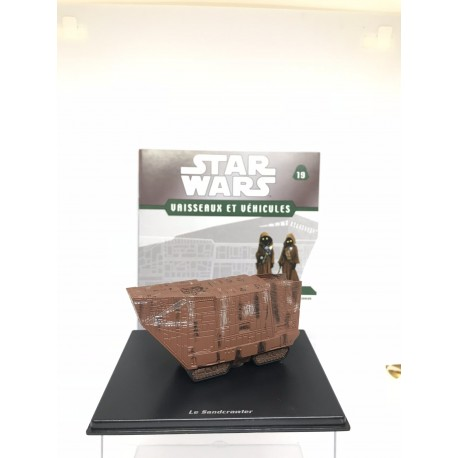 ATLAS STAR WARS VAISSEAUX ET VEHICULES x-wing luke skywalker