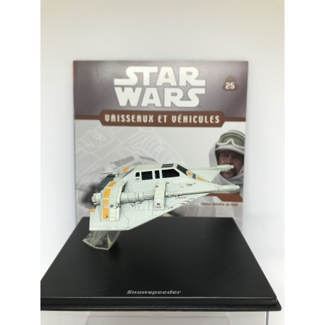 ATLAS STAR WARS VAISSEAUX ET VEHICULES le y-wing starfighter wedge antilles