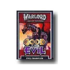 STARTER DECK WARLORD GOOD AND EVIL good OVERLORD ANGLAIS SOUS BISTER