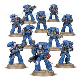 warhammer 40,000 space marines Primaris Intercessors