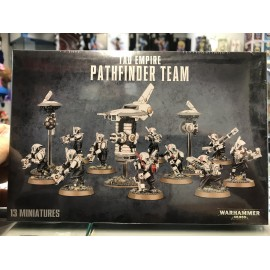 WARHAMMER 40 000 tau empire Pathfinder Team