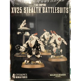 WARHAMMER 40 000 tau empire XV25 Stealth Battlesuits