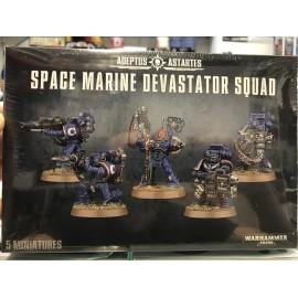 WARHAMMER 40 000 adeptus astartes space marine Devastator Squad