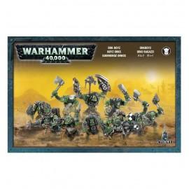 WARHAMMER 40 000 Boyz Orks