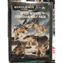 WARHAMMER 40 000 space wolves fenrisian worf pack