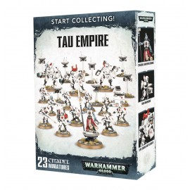 WARHAMMER 40 000 Start Collecting T au Empire