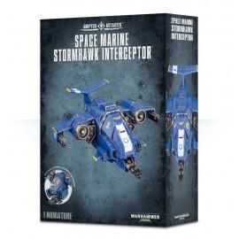 WARHAMMER 40 000 adeptus astartes space marine Stormhawk Interceptor