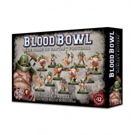 WARHAMMER blood bowl Nurgle's Rotters