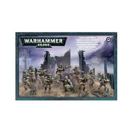 WARHAMMER 40 000 Cadian Shock Troops