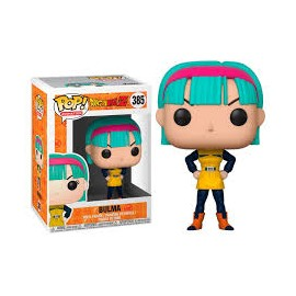 FUNKO POP DRAGON BALL Z BULMA Vinyl Figure 10cm