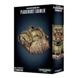 warhammer 40 000 death guard Plagueburst Crawler Francais