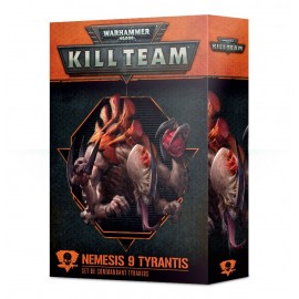 warhammer 40 000 Kill Team Crasker Matterzhek Set de Commandant Genestealer Cults