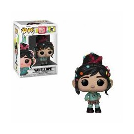 funko pop DISNEY RALPH BREAKS THE INTERNET FUN BUN Figurine POP! Disney Vinyl 9 cm