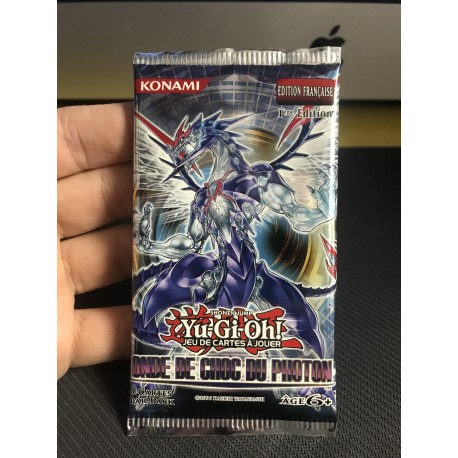 NEUF 1ere EDITION francais yu gi oh booster l ascension des abysses 2012