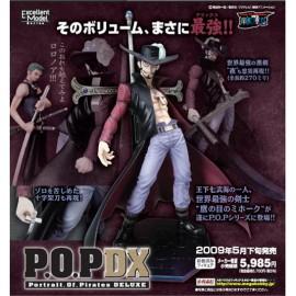 ONE PIECE P.O.P pop MEGAHOUSE Neo DX Dracule Mihawk