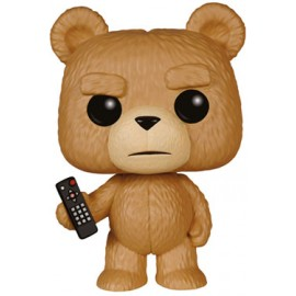 Ted 2 POP! Movies Vinyl Figurine with Remote 9 cm