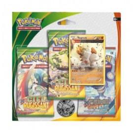 Boosters Pokémon Pack 3 Boosters - Xy Ciel Rugissant - Regirock