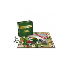 The Legend of Zelda jeu de plateau Monopoly FRANCAIS