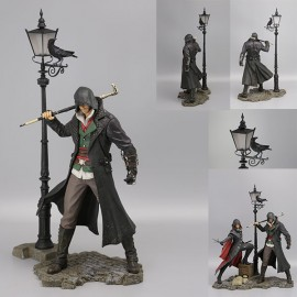 [ preco ] ASSASSIN'S CREED SYNDICATE - Figurine Jacob 33cm