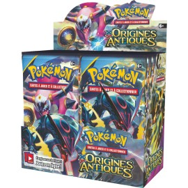PROMO Boosters Boosters Pokemon xy7 Origines Antiques en francais