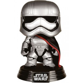 Star Wars épisode VII POP! Vinyl Bobble Head Captain Phasma 10 cm