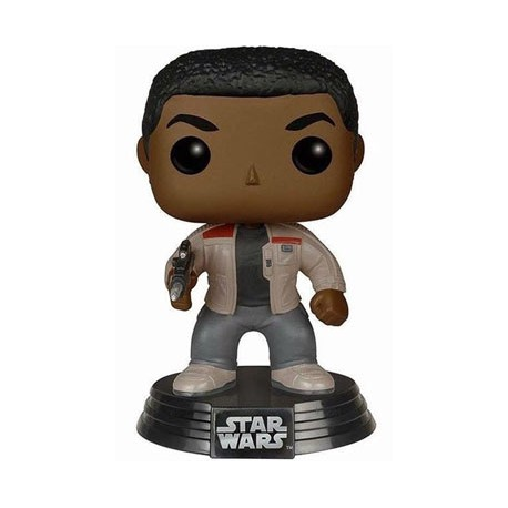 Star Wars épisode VII POP! Vinyl Bobble Head Finn 10 cm