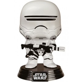 Star Wars episode VII POP Vinyl Bobble Head First Order Flametrooper 10 cm
