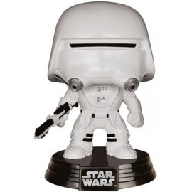Star Wars episode VII POP Vinyl Bobble Head First Order Snowtrooper 10 cm