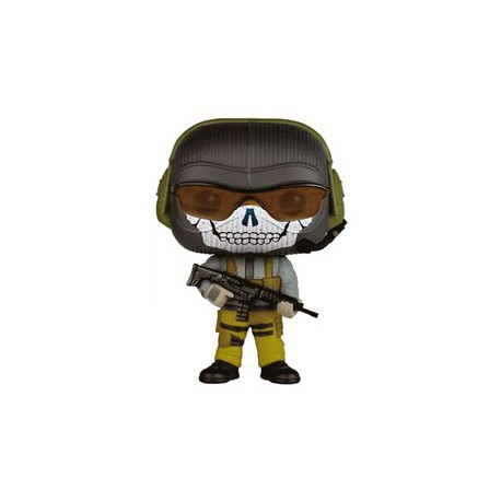 Call of Duty POP! Games Vinyl Figurine Brutus Zombie 9 cm