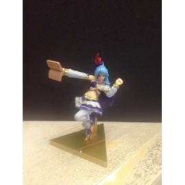 nintendo GASHAPON THE LEGEND OF ZELDA personnage de lana