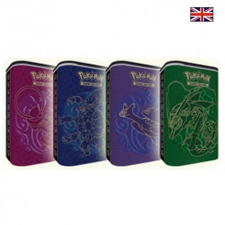 Pokemon Collector Chest - Break Through coffret valise version anglais