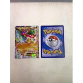 carte Pokemon 64/111 Brutalibré EX Poings Furieux No display no booster