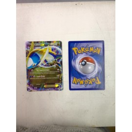 carte Pokemon Latios EX 58/108 XY Ciel Rugissant No display no booster