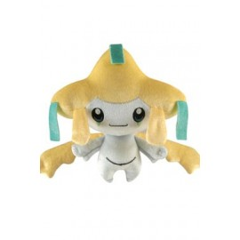 OFFICIEL POKEMON TOMY Pokemon peluche 20th Anniversary Jirachi 20 cm