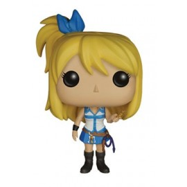 Fairy Tail POP Animation Vinyl figurine Happy 9 cm