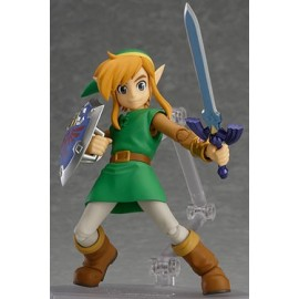 The Legend of Zelda A Link Between Worlds figurine Figma Link 11 cm