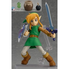 The Legend of Zelda A Link Between Worlds figurine Figma Link DX Edition exclusif 11 cm