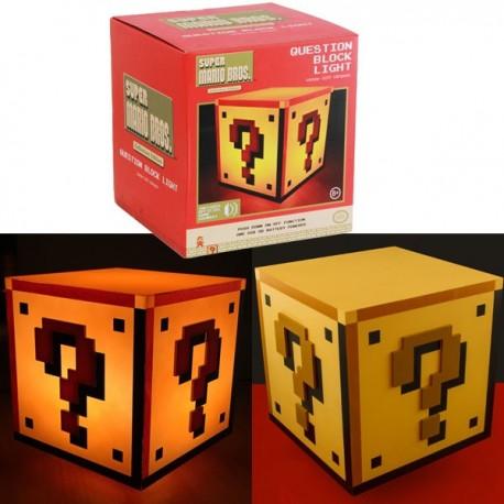 NINTENDO BOITE Super Mario Bros Question Block Dream