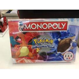 Pokémon jeu de plateau Monopoly FRANCAIS