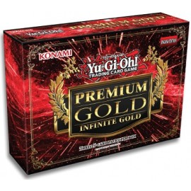 YU-GI-OH! JCC - Premium Gold OR INFINI version Français